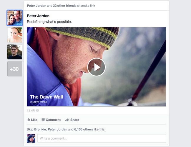 Optimizing Your Facebook Page for the News Feed Changes