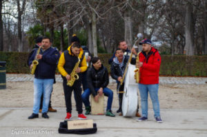 Madrid Buskers