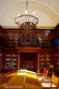 Basque-Assembly House-Gernika-Library