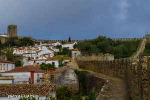 Obidos-Portugal-Fortress
