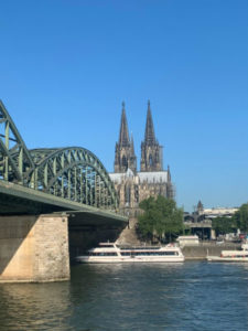 Cologne-Germany-Hohenzollernbrucke
